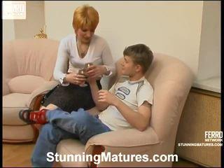 ChrisTina And Jerry Excellent Mom Onto Film