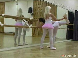 Sapphic ballet kızlar