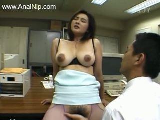 Tobulas plaukuotas analinis seksas nuo korėjietiškas