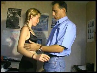 Blondine porno