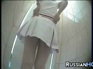 Versteckt toilette camera