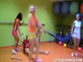Aerobics sekss