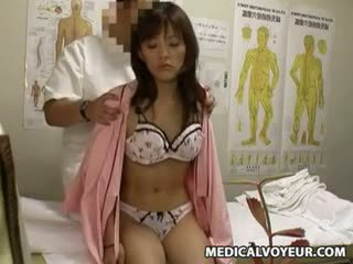 Spycam MILF Misused By Doctor 4