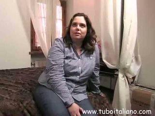 ブルネット, フェラチオ, 妻, イタリア語