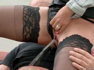 pissing, peeing on, peeing