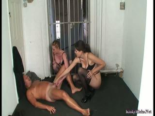 female domination, femdom, huge gang bang porn