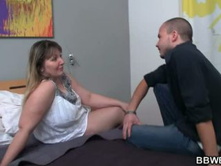BBW Bet: Chick babe loves big cock