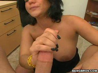 Hawt momma angelina castro insanely fits un meaty pole en que guyr boca til ella chokes