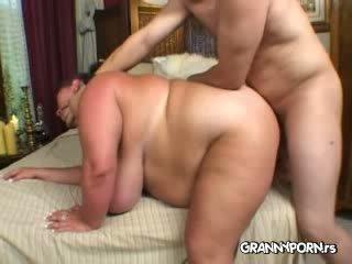BBW Fat Sexy Mature Mama Fucked Video