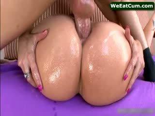 Big dong fucks Lyla Storm butt