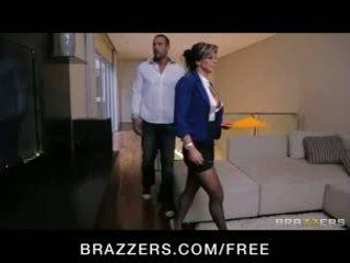 Esperanza gomez - секси испански реален estate agent fucks тя клиент към правя а продажба