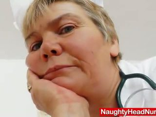 Smut Minded Grandma Wanted To Be A Smut Nurse