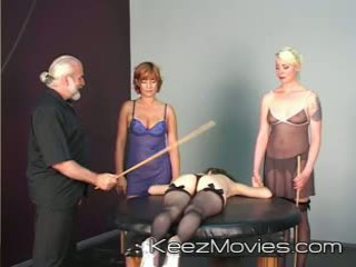 torture, big butt, natural tits, lingerie