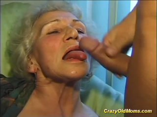 busty crazy old mom needs only fresh strong