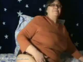 webcam film, most grandma vid, more granny film