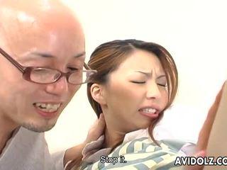 Thai dolly tomoe hinatsu licks and makes love uncensored