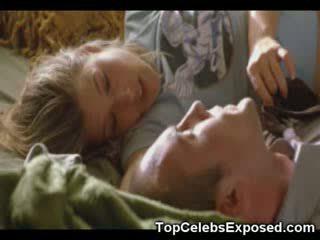 Angelina jolie лесбийки сцена!
