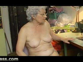 W domu amatorskie gruba stary babcia masturbacja tłusta cipka wideo