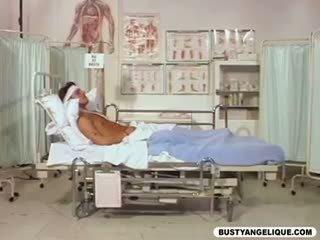 Emergency Ward Screwing