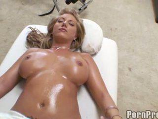 E ëmbël drilling pas masazh
