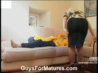hardcore sex, dracu 'greu, în vârstă de, bunicuță