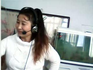 Kineze mdtq shows breast dhe mbathje