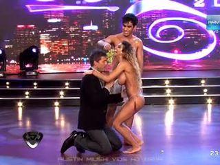 Cinthia Fernandez - Strip dance
