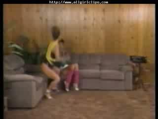 Sharon Mitchell And Erica Boyer - Creekboy Lesbo girl on girl Lesbos