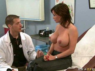 Dottore mosto prendere un guardare a il vostro vagina
