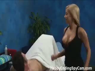 Our Hidden Spy Cameras Caught Mariah The Massage Therapist