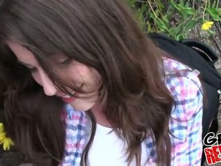 brunette best, nice coed hottest, college girl