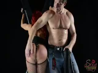 Sexy Vanessa In Submissive To Jay