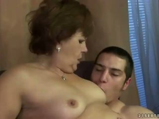 granny fun, fun moms and boys see