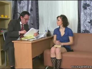Sensuel tutoring avec prof