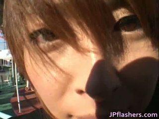 Nana Natsume Hot Japanese Doll Is Nice