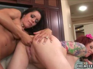 full brunette any, nice lesbian rated, any mature