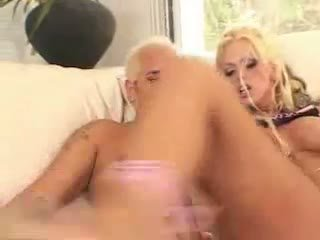 Sexy Brittney Skye Rear-Ended