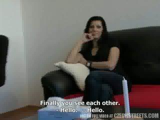 Tschechisch streets - mann traded seine ehefrau katka für geld video
