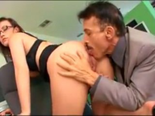 Secretary loves an amazing pounding session