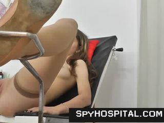 vagina free, quality doctor real, full hidden cams free