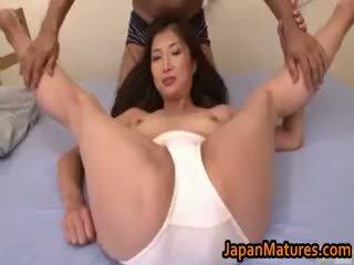 Chisa Kirishima Asian Mature Part5