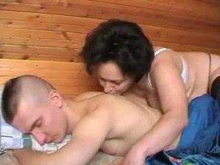 酔った ロシア 母 seduces ザ· youth