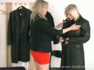 Nicole Loves Leather