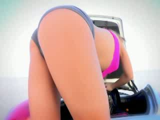 Super sexy Kristina Rose intense anal sex with Manuel Ferrara