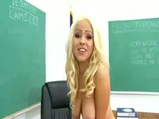 Bts kanssa the eniten suositut blondi päällä the markkinat: cami cole