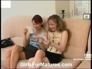 Leila en jennifer heet lesbiennes