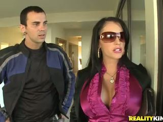 Oustanding Booty Jenna Presley Has Her Soaking Crotch Made Love