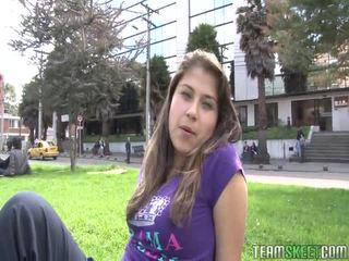 Oyeloca Busty Hot Latina Yulissa Camacho Opening Time Hardcore Xxx Fucking