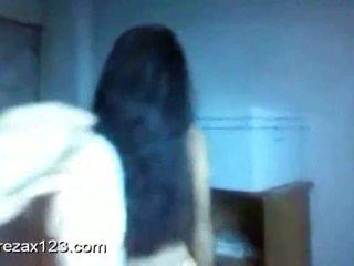 Bangladeshi veľký trdlo dievča salma od mirpur