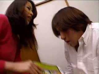 pornó, japán, rángatózó, magazine